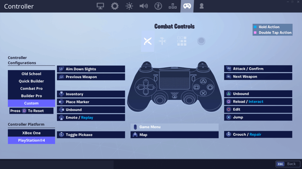 Astro A40 Settings For Fortnite